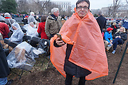 Reporter Peter Hossli.<br /> <br /> President Trump Inauguration in Washington_DC_01_2017 with reporter Peter Hossli.<br /> <br /> Photo &copy; Stefan Falke / www.stefanfalke.com stefanfalke@mac.com <br /> 917-2149029