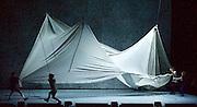 Plateau Effect <br /> Cullberg Ballet <br /> at Sadler's Wells, London, Great Britain <br /> press photocall<br /> 13th November 2014 <br /> <br /> choreography by Jefta van Dinther<br /> <br /> Agnieszka Dlugoszewska<br /> Alberto Franceschini<br /> Anna Pehrsson<br /> Daniel Sjokvist<br /> Eva Mohn<br /> Eszter Czedulas<br /> Samuel Draper<br /> Sylvie Gehin Karlsson<br /> Vincent Van Der Plas<br /> <br /> <br /> Photograph by Elliott Franks <br /> Image licensed to Elliott Franks Photography Services