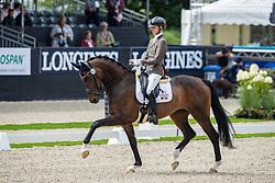 Franckx Tom, BEL, Javea<br /> World Championship Young Dressage Horses - Ermelo 2019<br /> © Hippo Foto - Dirk Caremans<br /> Franckx Tom, BEL, Javea