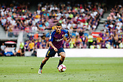 Philippe Coutinho of FC Barcelona during the Spanish championship La Liga football match between FC Barcelona and Huesca on September 2, 2018 at Camp Nou Stadium in Barcelona, Spain - Photo Xavier Bonilla / Spain ProSportsImages / DPPI / ProSportsImages / DPPI