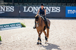 Voets Sanne, NED, Demantur<br /> World Equestrian Games - Tryon 2018<br /> © Hippo Foto - Sharon Vandeput<br /> 15/09/2018