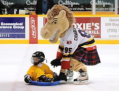 OHL Mascots