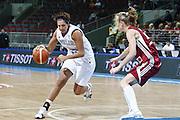DESCRIZIONE : Riga Latvia Lettonia Eurobasket Women 2009 Semifinal 5th-8th Place Italia Lettonia Italy Latvia<br /> GIOCATORE : Manuela Zanon<br /> SQUADRA : Italia Italy<br /> EVENTO : Eurobasket Women 2009 Campionati Europei Donne 2009 <br /> GARA : Italia Lettonia Italy Latvia<br /> DATA : 19/06/2009 <br /> CATEGORIA : palleggio<br /> SPORT : Pallacanestro <br /> AUTORE : Agenzia Ciamillo-Castoria/E.Castoria<br /> Galleria : Eurobasket Women 2009 <br /> Fotonotizia : Riga Latvia Lettonia Eurobasket Women 2009 Semifinal 5th-8th Place Italia Lettonia Italy Latvia<br /> Predefinita :