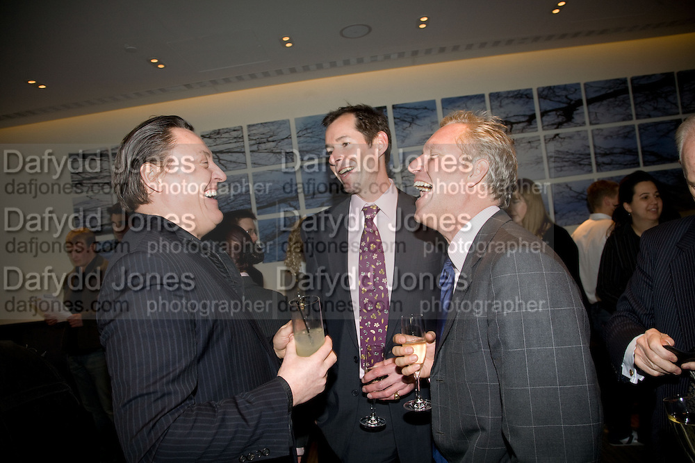 WILL RICKERS, SEB WILSON AND ANDREW NICOLLS, Lisa B celebrates  publication of  Lisa B's Lifestyle Essentials, a guide on how to 'get the most out of life'. Hotel Intercontinental, Park Lane, London, W1. 10 April 2008.  *** Local Caption *** -DO NOT ARCHIVE-© Copyright Photograph by Dafydd Jones. 248 Clapham Rd. London SW9 0PZ. Tel 0207 820 0771. www.dafjones.com.