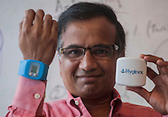 Shiva Swami, CEO of Hyginex