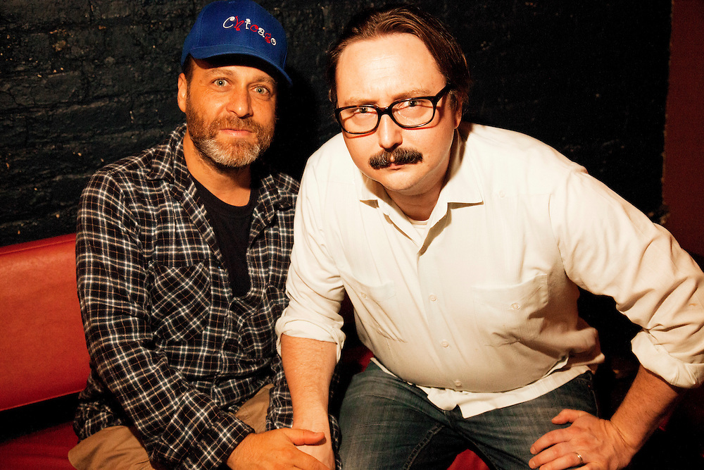 H. Jon Benjamin, John Hodgman - Dave Hill's Tasteful Nudes - The Bell House - Brooklyn - May 24, 2012