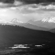 Corrour from Carn Dearg