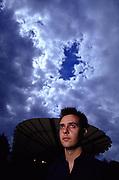 DJ Alex Kidd London August 2001