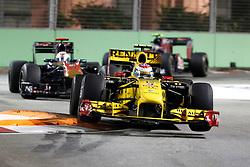 Motorsports / Formula 1: World Championship 2010, GP of Singapore, 12 Vitaly Petrov (RUS, Renault F1 Team),
