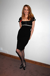 JERRY HALL at the Lighthouse Gala Auction in aid of the Terence Higgins Trust held at Christie's, St.James's, London on 12th March 2007.<br />