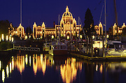 Parliment Bldg. Victoria, British Columbia, Canada<br />