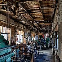 Steel machinery