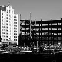 San Jose City Hall Construciton