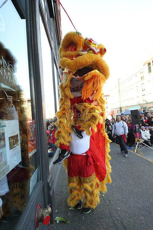 Wing Luke Museum Lunar New Year Celebration 2014.
