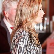 NLD/Amsterdam/20151130 - Uitreiking Prins Bernhard Cultuurfonds prijs 2015, aankomst Maxima