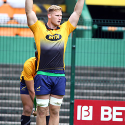 Jean-Luc du Preez of South Africa during the South African - Springbok Captain's Run at DHL Newlands Stadium. Cape Town.South Africa. 22,06,2018 23,06,2018 Photo by (Steve Haag JMP)