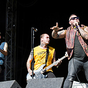 Gallows at Bestival 2012