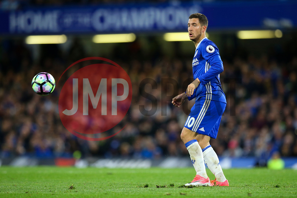 Eden Hazard of Chelsea - Mandatory by-line: Jason Brown/JMP - 15/05/2017 - FOOTBALL - Stamford Bridge - London, England - Chelsea v Watford - Premier League