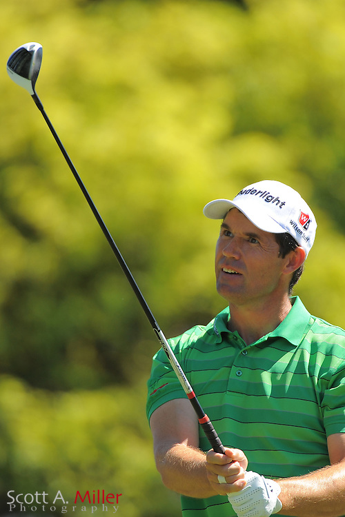 Padraig Harrington during the third round of the Transitions Chapionship on the Cooperhead Course at Innisbrook Resort and Golf Club on March 17, 2012 in Palm Harbor, Fla. ..©2012 Scott A. Miller.