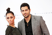 09.JUNE.2013. MONACO<br /> <br /> JESSE METCALFE AND GIRLFRIEND CARA SANTANA ATTEND THE OPENING OF THE 53RD MONTECARLO TV FESTIVAL.<br /> <br /> BYLINE: EDBIMAGEARCHIVE.CO.UK<br /> <br /> *THIS IMAGE IS STRICTLY FOR UK NEWSPAPERS AND MAGAZINES ONLY*<br /> *FOR WORLD WIDE SALES AND WEB USE PLEASE CONTACT EDBIMAGEARCHIVE - 0208 954 5968*