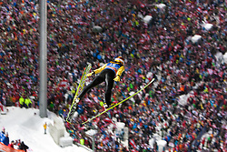 06.01.2012, Paul Ausserleitner Schanze, Bischofshofen, AUT, 60. Vierschanzentournee, FIS Ski Sprung Weltcup, 1. Wertungssprung, im Bild Noriaki Kasai (JPN) // Noriaki Kasai of Japan during 1st Round of 60th Four-Hills-Tournament FIS World Cup Ski Jumping at Paul Ausserleitner Schanze, Bischofshofen, Austria on 2012/01/06. EXPA Pictures © 2012, PhotoCredit: EXPA/ Johann Groder