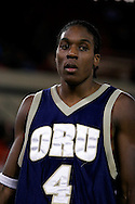 25 November 2005: Senior forward Larry Owens for ORU in the Marquette University 73-70 victory over Oral Roberts University at the Great Alaska Shootout in Anchorage, Alaska