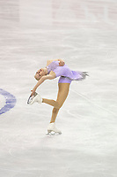 KELOWNA, BC - OCTOBER 26: American figure skater Bradie Tennell competes during ladies long program of Skate Canada International held at Prospera Place on October 26, 2019 in Kelowna, Canada. (Photo by Marissa Baecker/Shoot the Breeze)