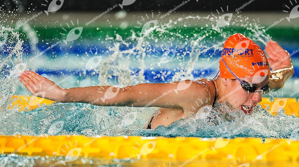 Ludovica Leoni Gestisport<br /> 200 farfalla donne<br /> batterie giorno 01<br /> Campionati Italiani Assoluti Nuoto Primaverili Fin UnipolSai<br /> Riccione Italy 14-18/04/2015<br /> <br /> Photo Giorgio Scala/Deepbluemedia/Insidefoto