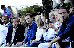 28.05.2011, Circuit de Monaco, Monte Carlo, MCO, Großer Preis von Monaco, Monte Carlo, RACE 06, im Bild  Monte Carlo F1 Grand Prix Impressions - Amber Lounge Fashion Show - Christian Horner (GBR), Red Bull Racing, Sporting Director + Adrian Newey (GBR), Red Bull Racing (ex. McLaren), Technical Operations Director    EXPA Pictures © 2011, PhotoCredit: EXPA/ nph/  Dieter Mathis        ****** only for AUT, POL & SLO ******