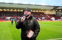 Ian Downs of Bristol City- Mandatory by-line: Nizaam Jones/JMP - 30/11/2019 - FOOTBALL - Ashton Gate - Bristol, England - Bristol City v Huddersfield Town - Sky Bet Championship