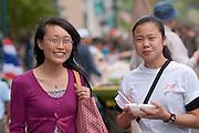 18897The International Street Fair  May 17th, 2008...Lei Wang and Ayumi Hama
