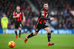 Adam Smith of Bournemouth - Mandatory by-line: Jason Brown/JMP - Mobile 07966 386802 26/12/2015 - SPORT - FOOTBALL - Bournemouth, Vitality Stadium - AFC Bournemouth v Crystal Palace - Barclays Premier League