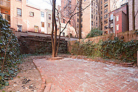 Courtyard at 311 west 82nd St