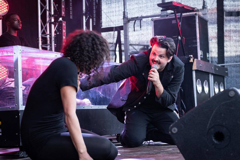 Actor / Singer - No Longer Music Albania Tour 2018
