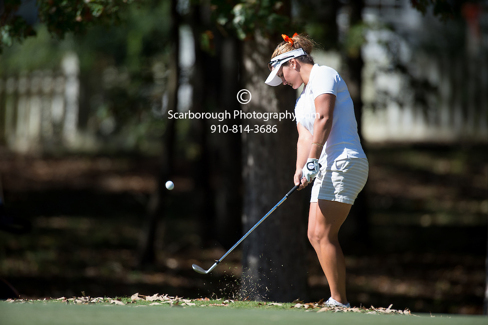2014 Campbell University Women Golf at Keith Hills