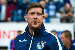 Bristol Rovers manager Darrell Clarke - Mandatory by-line: Matt McNulty/JMP - 16/09/2017 - FOOTBALL - DW Stadium - Wigan, England - Wigan Athletic v Bristol Rovers - Sky Bet League One