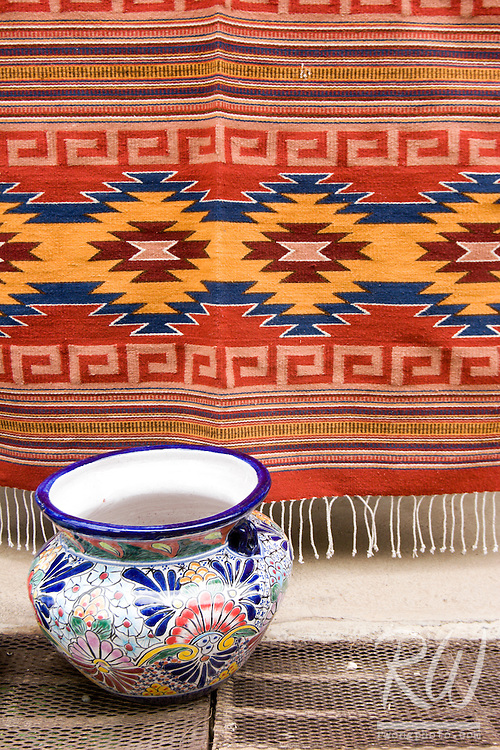 Native American Arts and Crafts, Taos, New Mexico