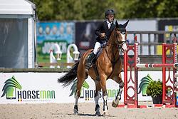 Wouters Seppe, BEL, Porthos Maestro WH Z<br /> Belgisch Kampioenschap Jeugd Azelhof - Lier 2020<br /> © Hippo Foto - Dirk Caremans<br />  30/07/2020