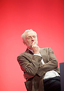 Labour Party Annual Conference, Brighton Centre, Brighton, East Sussex , Great Britain <br /> 27th September 2015 <br /> <br /> Jeremy Corbyn MP <br /> Leader of the Labour Party <br /> <br /> <br /> <br /> Photograph by Elliott Franks <br /> Image licensed to Elliott Franks Photography Services