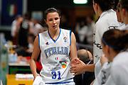DESCRIZIONE : Priolo Additional Qualification Round Eurobasket Women 2009 Italia Belgio<br /> GIOCATORE : Giorgia Sottana<br /> SQUADRA : Nazionale Italia Donne<br /> EVENTO : Qualificazioni Eurobasket Donne 2009<br /> GARA :  Italia Belgio<br /> DATA : 16/01/2009<br /> CATEGORIA : Ritratto<br /> SPORT : Pallacanestro<br /> AUTORE : Agenzia Ciamillo-Castoria/G.Pappalardo