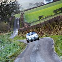 Car 34 Stephen Owens / Nick Bloxham - Porsche 911