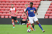 Matthew Willock of Manchester United U23's during the Under 23 Premier League 2 match between Southampton and Manchester United at St Mary's Stadium, Southampton, England on 22 August 2016. Photo by Phil Duncan.