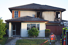 Auckland-Three die in Flatbush house fire