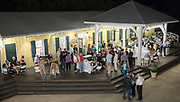 Reception for the Abita Springs Trailhead Museum's En Plein Air exhibit in Abita Springs Park on April 13, 2018