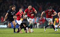 Rugby Union - 2017 British & Irish Lions Tour of New Zealand - Maori All Blacks vs. British & Irish Lions<br /> <br /> Ben Te'o of The British and Irish Lions goes on a run at Rotorua International Stadium, Rotorua.<br /> <br /> COLORSPORT/LYNNE CAMERON