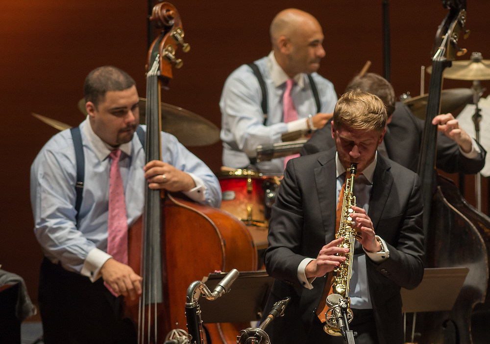 Paul Nedzela, Jazz at Lincoln Center Orchestra