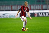 Milan-Bologna - Serie A 2017-18 - Nella foto: Ignazio Abate - Milan Calcio