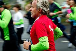 Rajko Kenda, ambasador of Mercator Izziv during 16th International Ljubljana Marathon 2011 on October 23, 2011, in Trg republike, Ljubljana, Slovenia.  (Photo by Vid Ponikvar / Sportida)