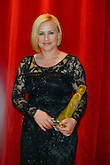 Patricia Arquette receives the Crystal Nymph Award
