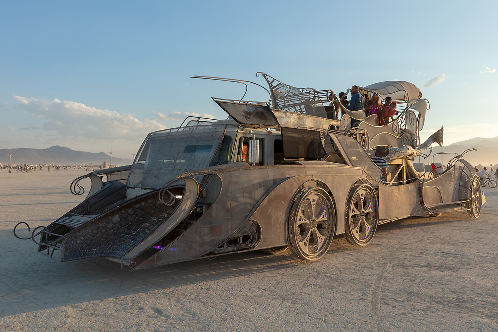 I liked the driver in this one. My Burning Man 2018 Photos:<br />